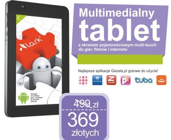 tablet lark freeme 70.2s