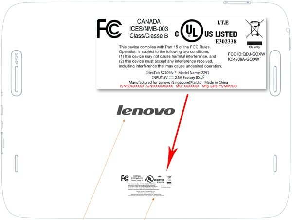 Tabletowo.pl Nadchodzi 9,7-calowy Lenovo IdeaTab S2109 Nowości Plotki / Przecieki