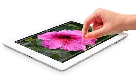 tablet nowy ipad