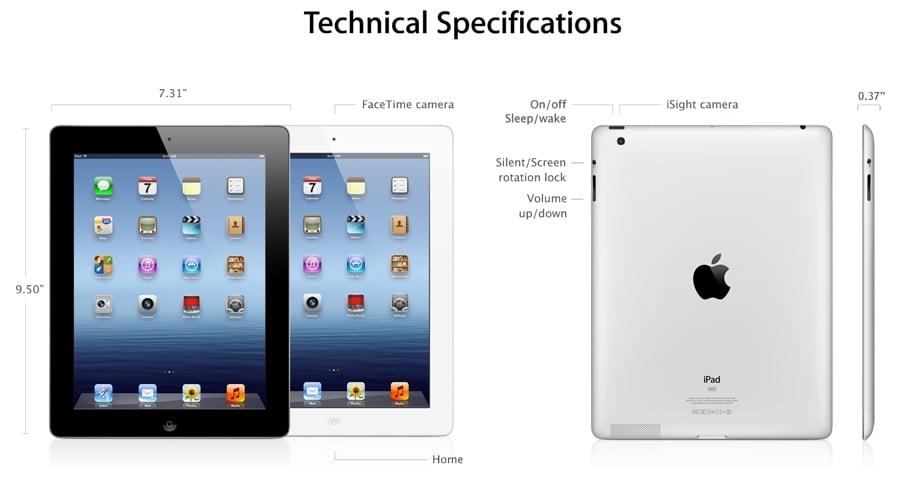 nowy apple ipad