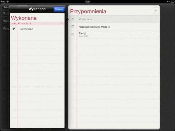 Tabletowo.pl Recenzja nowego iPada (2012) Apple Nowości Recenzje