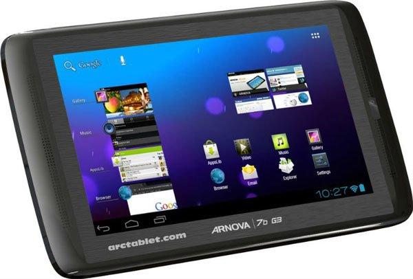 tablet archos arnova g3