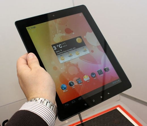 """Tabletowo.pl Prestigio MultiPad PMP5097 z ekranem IPS 9,7"""" za 250 euro Nowości"""