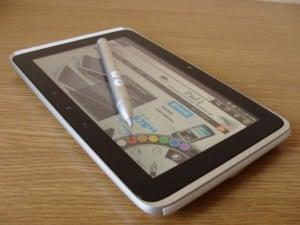 tablet htc flyer