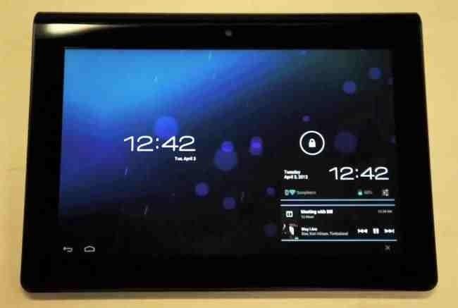 """Tabletowo.pl Sony Tablet S smakuje """"lodowej kanapki"""" (update) Nowości"""