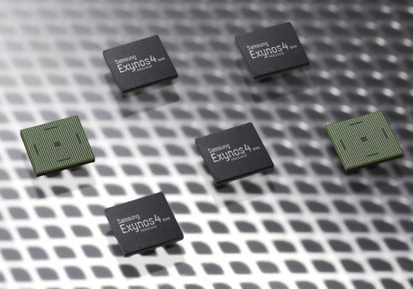 Tabletowo.pl Samsung prezentuje procesory Exynos 4 Dual i Exynos 4 Quad (wideo) Nowości Samsung