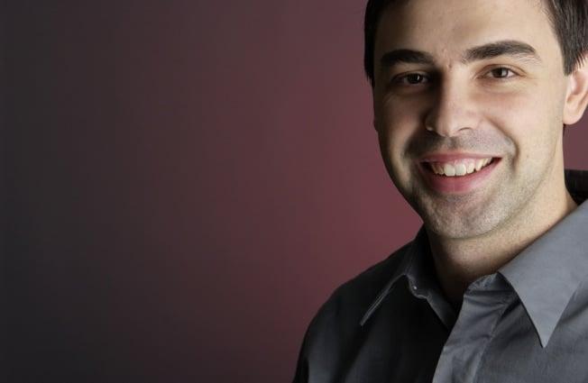 Tabletowo.pl Larry Page, CEO Google: Android jest ważny, ale nie najważniejszy Ciekawostki