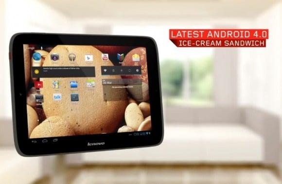 Tabletowo.pl Wielkanocny prezent od Lenovo: tablet IdeaTab S2109 z Androidem ICS (wideo) Nowości