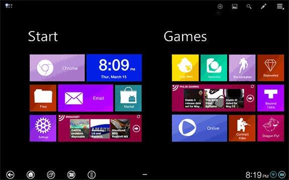 Tabletowo.pl Interfejs Metro na tablecie Samsung Galaxy Tab 10.1? To możliwe! Ciekawostki Samsung