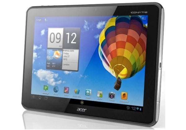 Tabletowo.pl Acer Iconia Tab A511 (czyli A510 z 3G) wyceniony na 479 euro Acer Nowości