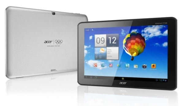 tablet acer iconia tab a510