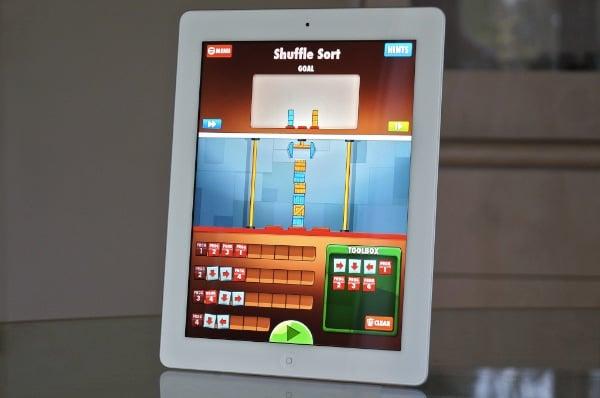 Tabletowo.pl Cargo-Bot to gra na iPada stworzona na... iPadzie (wideo) Aplikacje Apple Ciekawostki