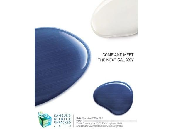 Tabletowo.pl 3 maja Samsung zaprezentuje kolejny tablet? Nowości Plotki / Przecieki Samsung