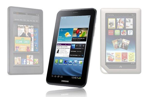 Tabletowo.pl Samsung: Galaxy Tab 2 7.0 jest najlepszym budżetowym tabletem. Ma rację? Nowości Porównania Samsung