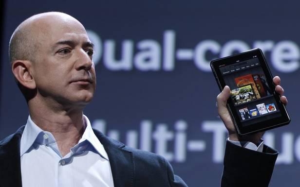 Tabletowo.pl Amazon Kindle Fire stanowi ponad 50% amerykańskiego rynku tabletów z Androidem Nowości