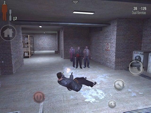 Tabletowo.pl Max Payne Mobile już w kwietniu wyląduje na iOS i Androidzie Aplikacje Nowości