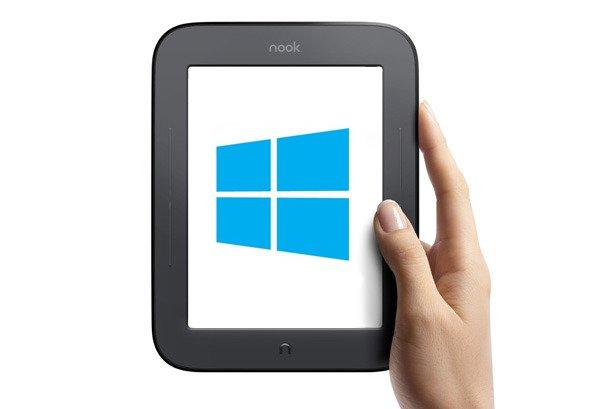 Tabletowo.pl Barnes & Noble Nook wkrótce pod skrzydłami Microsoftu (update) Nowości