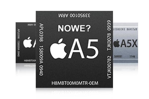 Nowy iPad 2: nowy procesor (32nm) i dłuższa praca baterii 25