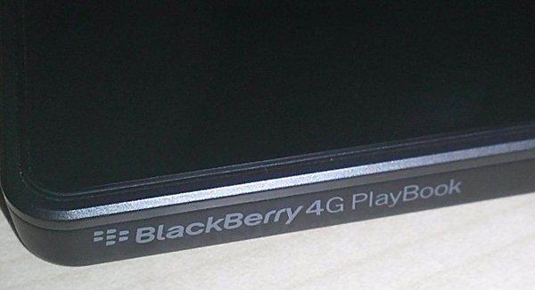 Tabletowo.pl Nowe zdjęcia tabletu BlackBerry PlayBook 3G+ BlackBerry Nowości Plotki / Przecieki