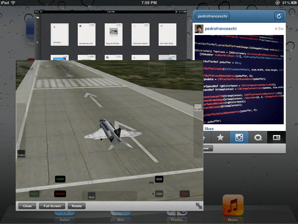 Tabletowo.pl Quasar nadaje iPadowi okienkowego charakteru (wideo) Aplikacje Apple