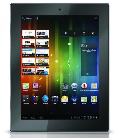 "Tabletowo.pl Tablet Prestigio PMP5097CPRO: 9,7"" i Android 4.0 Nowości"