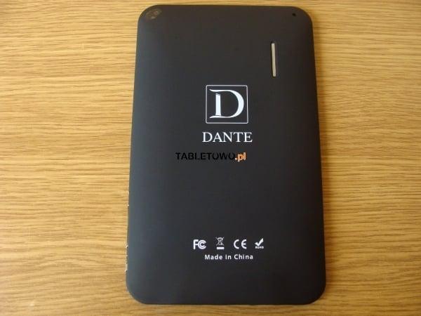 tablet dante