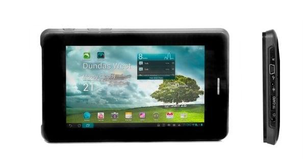 """Tabletowo.pl Vedia X5 - już tablet (5"""") czy jeszcze nawigacja? Nowości"""