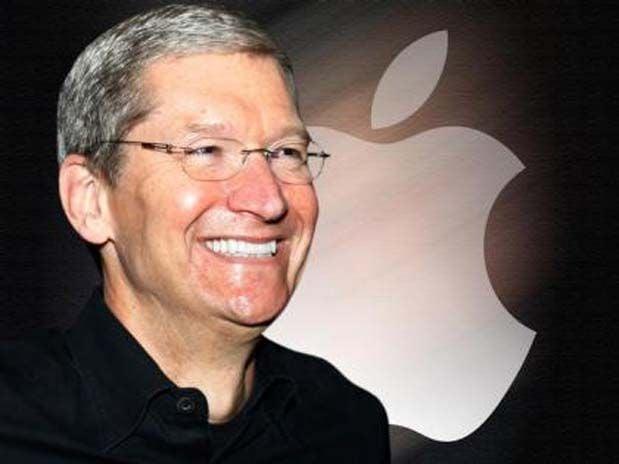 """Tabletowo.pl Tim Cook o hybrydach z Windows 8: """"Użytkownicy nie będą zadowoleni"""" Apple Hybrydy"""