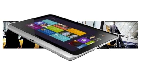 Tabletowo.pl HP Slate 8 z Windows 8 (nieoficjalnie) zdradza swe oblicze Nowości Plotki / Przecieki