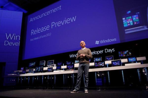 Tabletowo.pl Windows 8 Release Preview w pierwszym tygodniu czerwca Nowości