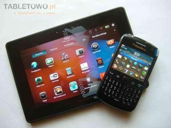 Tabletowo.pl CEO RIM: BlackBerry PlayBook z LTE nadchodzi Nowości