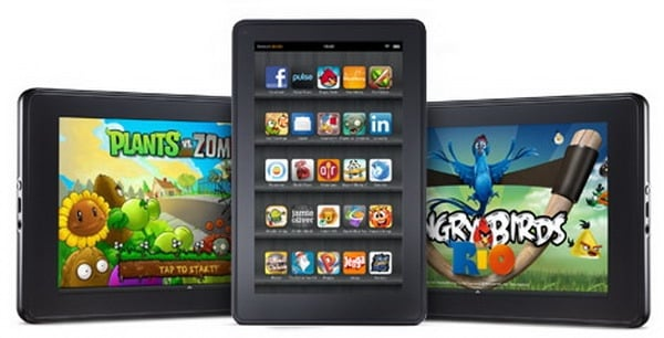 """Tabletowo.pl Premiera Amazon Kindle Fire 10,1"""" w Q3 2012? Nowości Plotki / Przecieki"""