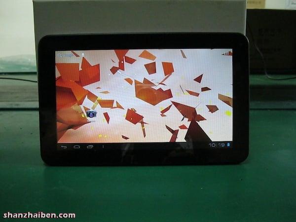 Tabletowo.pl 9-calowy chiński tablet z Androidem 4.0 Chińskie Nowości