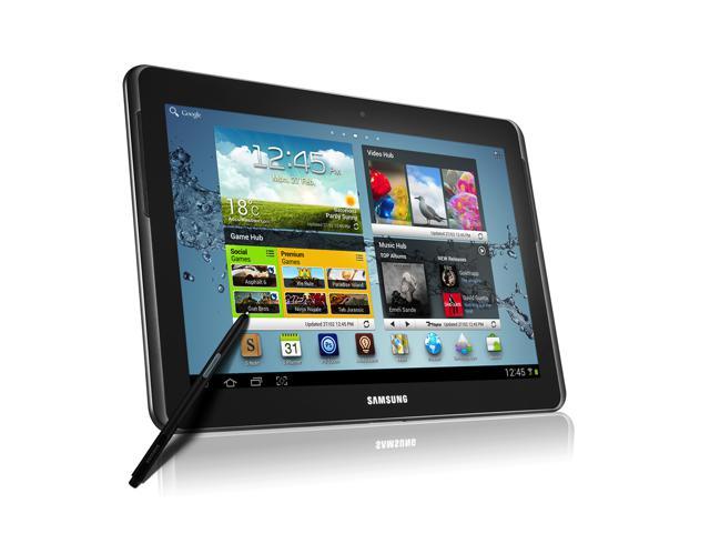Samsung Galaxy Note 10.1 z czterordzeniowym procesorem 1,5GHz i nowym układem graficznym 17