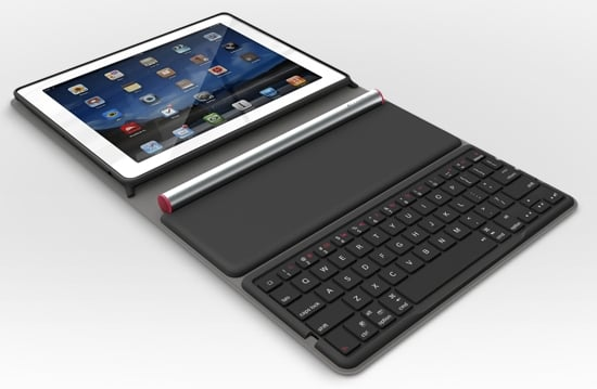 Logitech Solar Keyboard Folio iPad