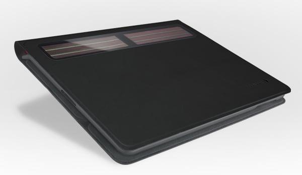 Logitech Solar Keyboard Folio iPad