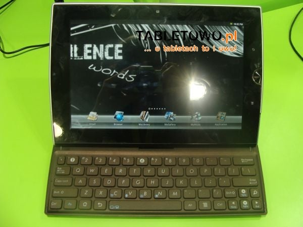 tablet asus eee pad slider