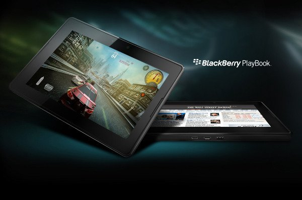Galaxy On Fire 2 i kilka innych gier w drodze na tablet BlackBerry PlayBook 20