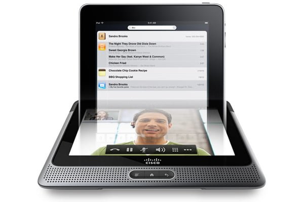 Tabletowo.pl Cisco Cius kolejną ofiarą iPada Plotki / Przecieki
