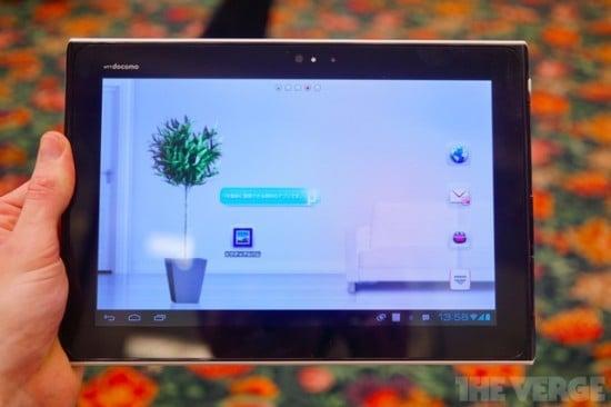 Tabletowo.pl Oto Panasonic Eluga Live, idealny tablet kanapowy z tunerem TV (wideo) Nowości