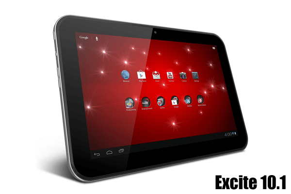 tablet toshiba excite 10.1