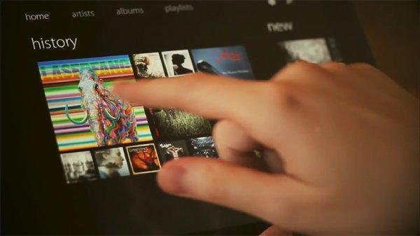 Tabletowo.pl Track 8 - muzyka w stylu Metro na iPadzie (wideo) Aplikacje Apple Nowości