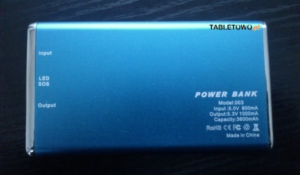 Forever Power Bank PB001