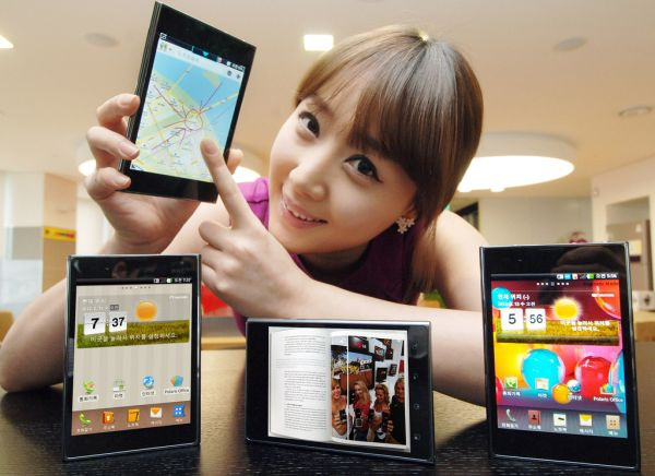 Tabletowo.pl LG kończy z tabletami, chce skupić się na smartfonach LG Nowości