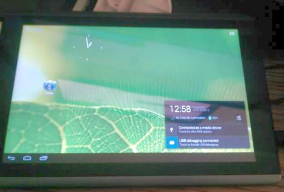 Android 4.1 Jelly Bean przeportowany na Acera Iconia Tab A500 31