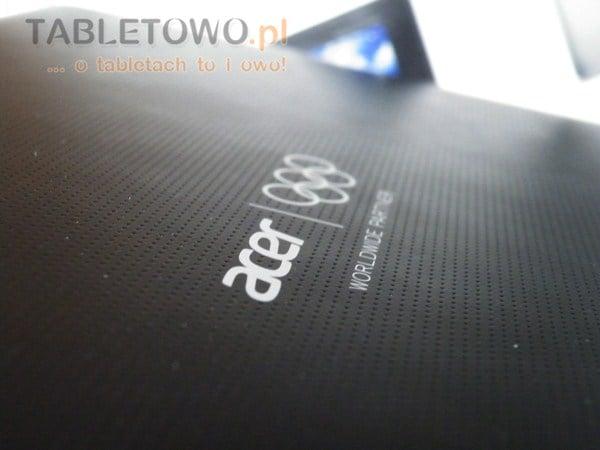 Tabletowo.pl Recenzja tabletu Acer Iconia Tab A510 Acer Nowości Recenzje