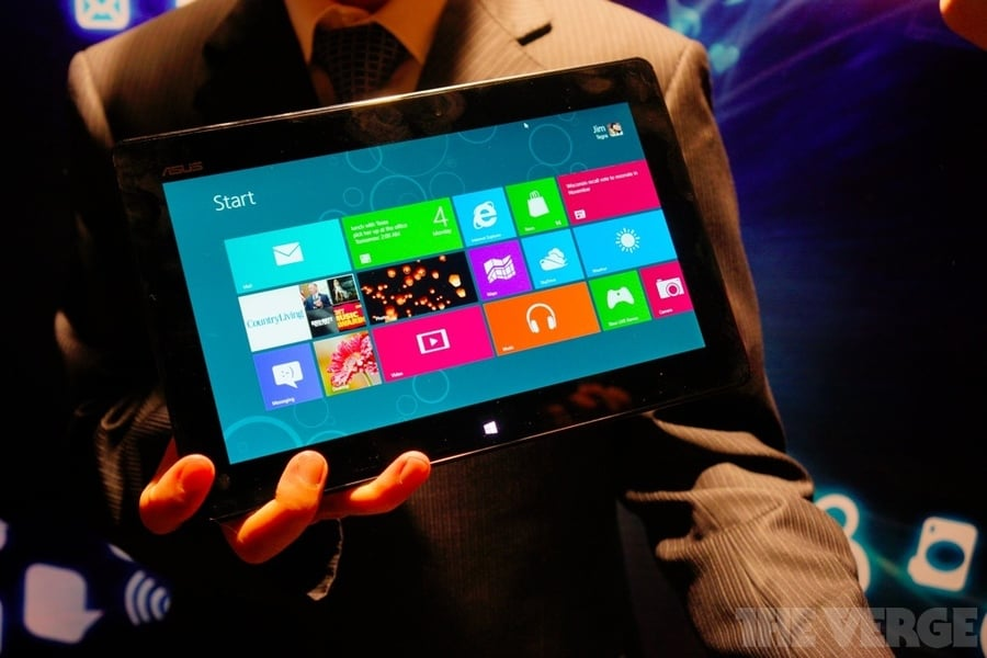 Tabletowo.pl Asus Tablet 600: Windows 8 RT, Tegra 3 i 2GB RAM na 10,1'' (wideo) Asus Nowości