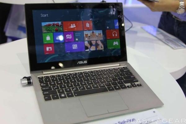 Tabletowo.pl Asus Zenbook Prime UX21A Touch - ultrabookowa alternatywa dla Tablet 810 Asus Nowości