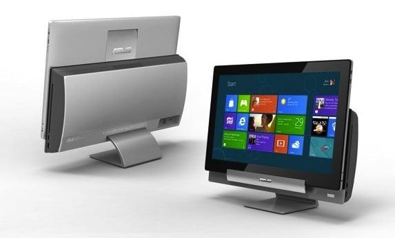 Tabletowo.pl Asus Transformer AiO: Windows 8 i Android 4.0 ICS... jednocześnie Asus Nowości