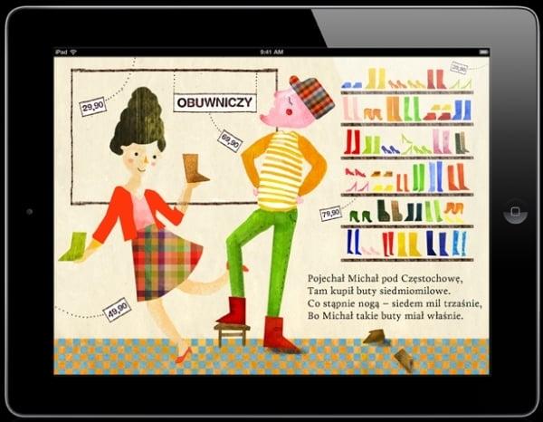 Tabletowo.pl Dzień Dziecka z Tabletowo.pl - kody na Bajki Polskie na iOS Aplikacje Nowości
